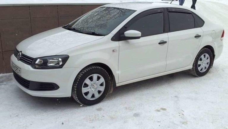Аренда Volkswagen Polo в СПб